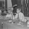 Greg Benford on Baycon Panel, 1968