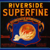 Arlington Heights Fruit Company, Riverside Superfine Brand