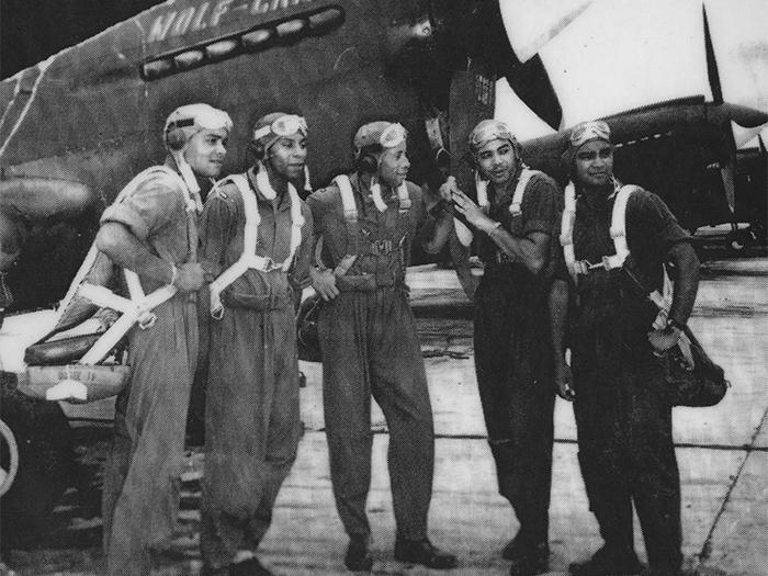 Tuskegee Airmen Archive