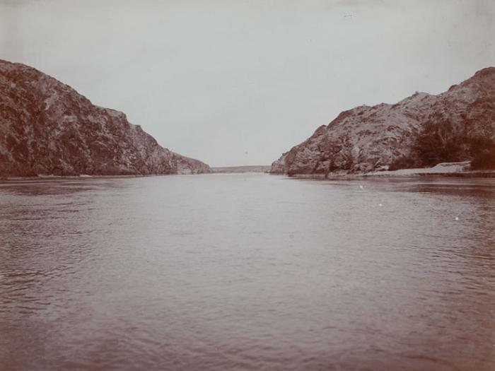 Photograph of Colorado River, Blue Canyon