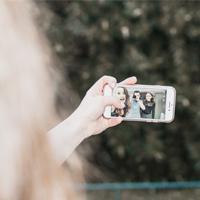 #NationalAppDay Selfies