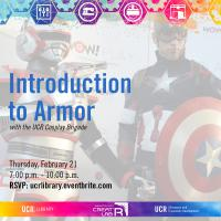 Introduction to Armor with the Cosplay Brigade