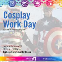 Cosplay Workday