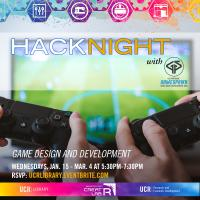 Hacknight with Gamespawn