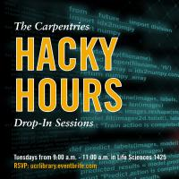 The Carpentries Hacky Hours, Drop-In Session