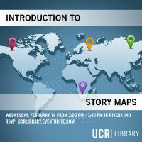 Introduction to Story Maps