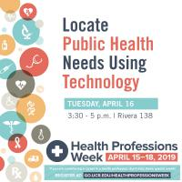 Locate Public Health Needs Using Technology