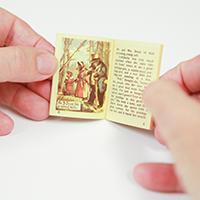 The Magic of Miniature Books