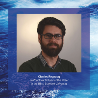 Climate Change and the Revealed Comparative Advantage of Water with Charles Regnacq, Postdoctoral scholar at the Water in the West, Stanford University.