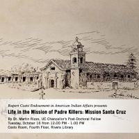 Life in the Mission of Padre Killers with Dr. Martin Rizzo