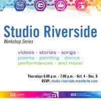 Studio Riverside Workshop Series