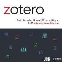 Zotero: Making Writing Easier