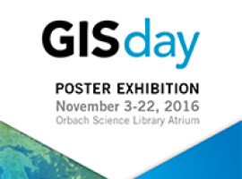 GIS Day Exhibition