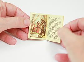 The Magic of Miniature Books