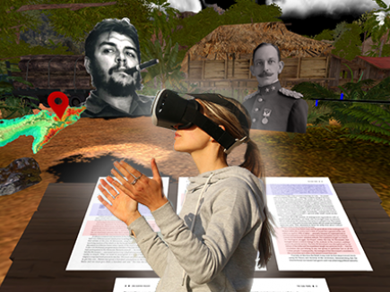 Seeking beta testers for second iteration of Virtual Reality platform Che's Village