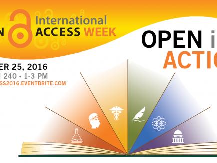 International Open Access Week 2016