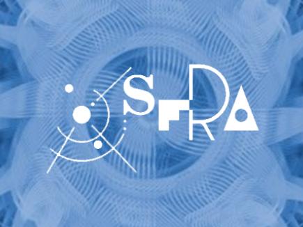 Science Fiction Research Association logo