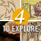 4 to Explore: November selections from Special Collections