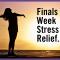 Finals Week Stress Relief: Winter 2017