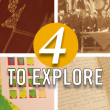 4 to Explore: December Selections from Special Collections