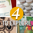 4 to Explore - January selections from Special Collections