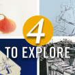 4 to explore - Sept 2017
