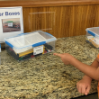 Young Boy Discovers UCR Library's Maker Boxes