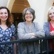 Dani Cook (left), Ann Frenkel (center) and Brianna Marshall (right)