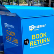 Drive-up book drop now available on West Campus Drive
