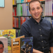 Christopher Martone, UCR Library's Coordinator of Education Services