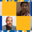 From left to right: Andre Carrington, John Jennings, Nalo Hopkinson, and Sherryl Vint, UC Riverside professors