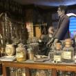 UCR alumnus Mark Glassy's model of Dr. Frankenstein's lab