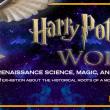 Harry Potter's World: Renaissance Science, Magic, and Medicine