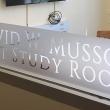 David W. Musso Quiet Study Rooms