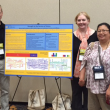 Judy Lee, Kent LaCombe, Stephanie Milner, Melissa Cardenas-Dow and Julie Mason at NDLC 2016