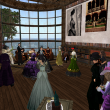 Caledon Library in Second Life