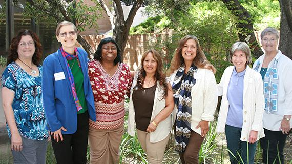 UCR Library employees retiring in 2018