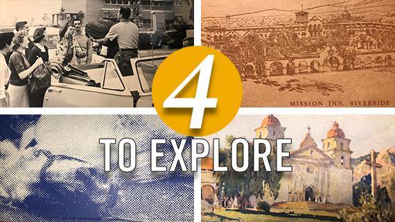 4 to Explore - April 2018