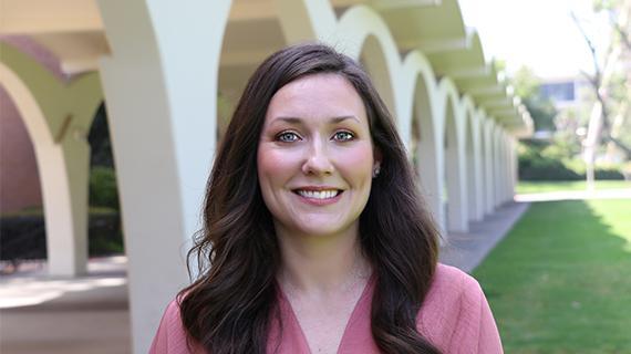 Andrea Hoff, University Archivist