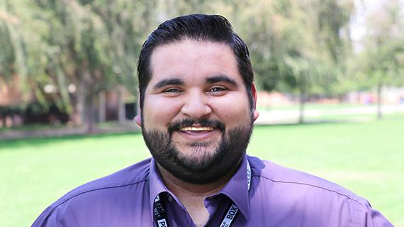 Andrew Morales, Night and Billing Coordinator (Orbach)