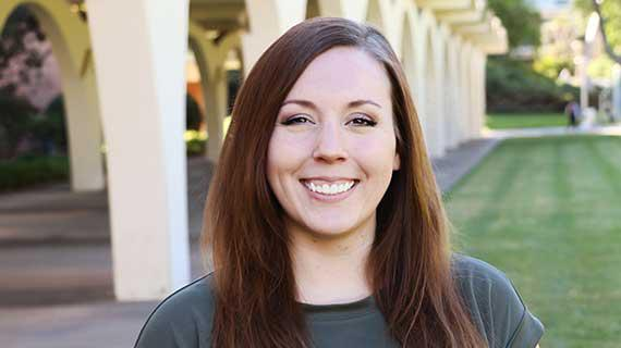 Ashley Coyne, Access Services Desk Assistant