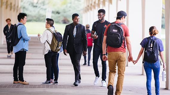 The library's new Ask a Student service will help both new and returning students navigate campus and get just-in-time help from current UCR students
