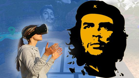 Virtual Reality system Che's Village returns to UCR Library