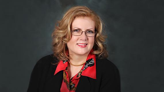 Cindi Tompkins, Director of Organizational Design and Human Resources