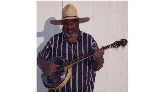 Master banjo player Curtis Wright. PHOTO COURTESY OF CURTIS WRIGHT