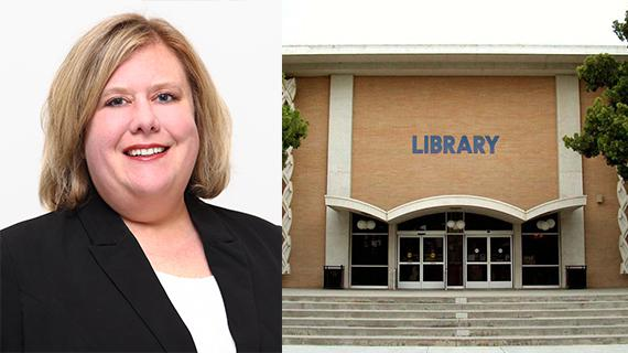 Erin Christmas named Director of Riverside Public Library