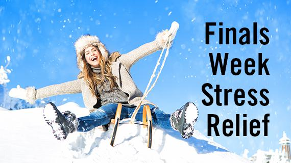 Finals Week Stress Relief - Winter 2019