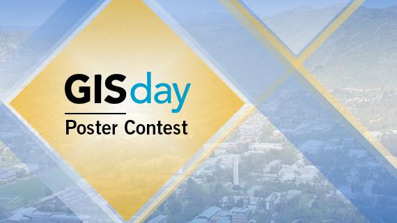 Poster contest for GIS Day 2018
