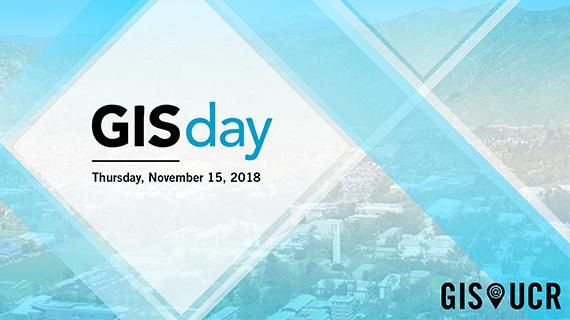 UCR Library to host GIS Day 2018