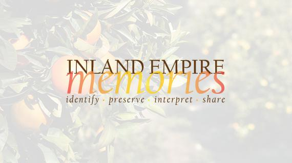 Inland Empire Memories project